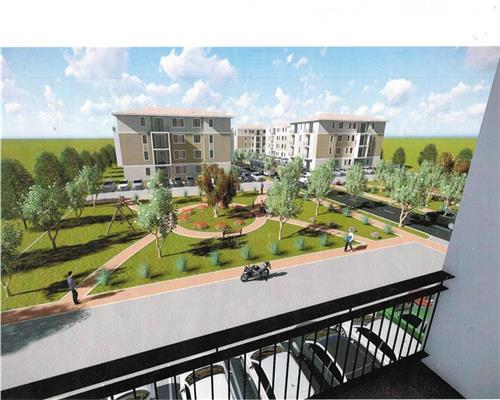 Apartament 1 camera bloc nou in Braytim