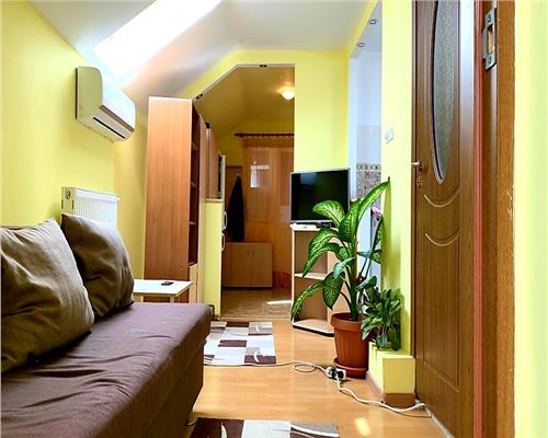 Apartament in apropiere de Shopping City.
