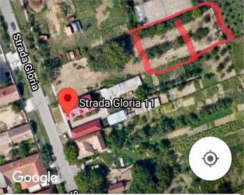 Teren intravilan in Giroc Vatra satului