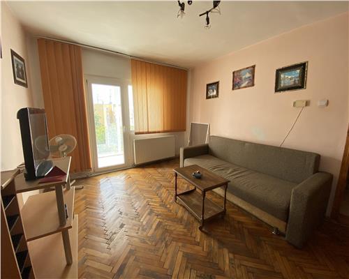 Apartament cu 2 camere , ideal pentru Investiție.