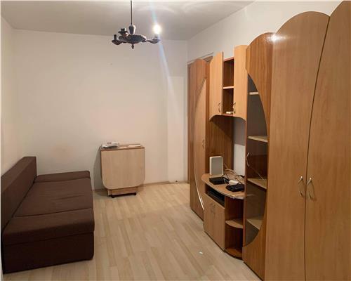 Apartament cu 2 camere la etajul intai, langa Spitalul Judetean