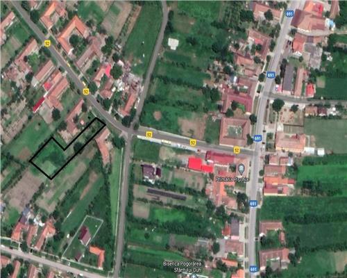 Teren 2150 mp Pischia