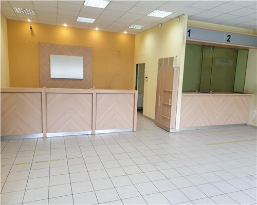 Spatiu comercial in zona Iosefin cu centrala proprie, sistem de alarma si camere de filmat