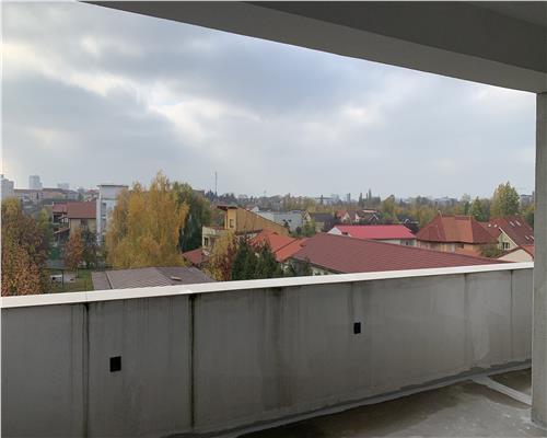 Penthouse vedere Panoramica, la intrare in Dumbravita