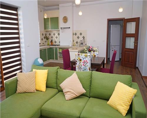 Apartament Superb 4 Camere Zona Braytim