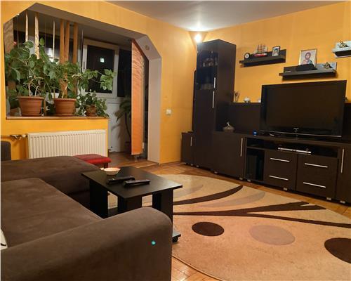 Apartament decomandat cu 3 camere in zona Girocului