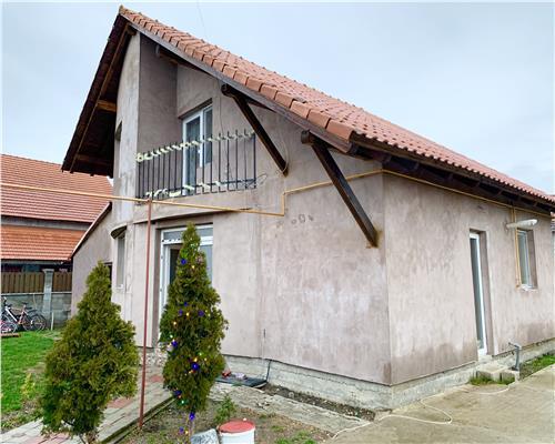 Casa individuala cu 4 camere, Sacalaz