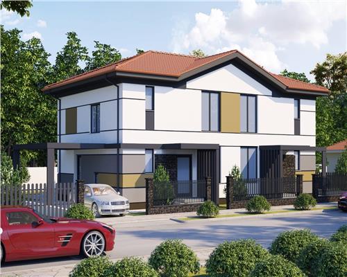 Casa tip duplex in Chisoda