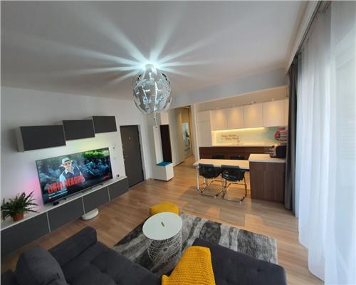 Apartament deosebit, lux, cu 3 camere in zona Girocului