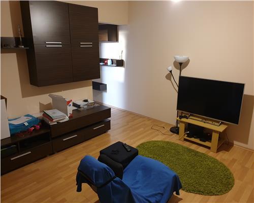 Apartament cu 2 camere in zona Dambovita, centrala proprie