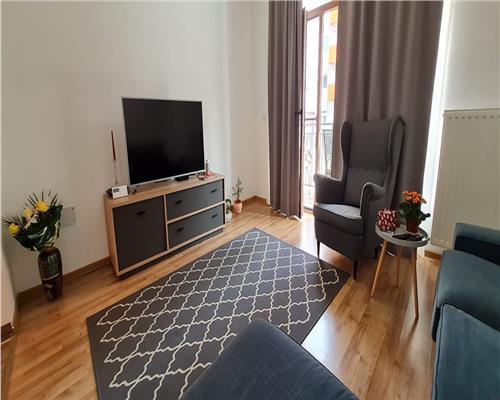 Apartament modern cu 3 camere la intrare in Giroc