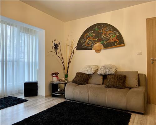 Apartament cu 2 camere, semidecomandat centrala proprie parter Aradului