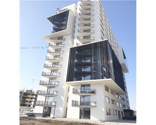 Apartament cu 3 camere, semidecomandat, constructie 2021