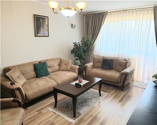 Apartament spatios in Dumbravita, cu 2 camere, decomandat, etajul 1, langa Kaufland