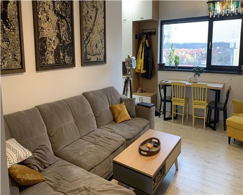 Apartament frumos 4 camere
