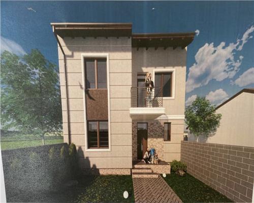 Casa individuala, 4 camere, toate utilitatile, Chisoda/Giroc