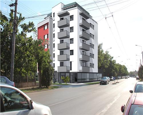 Apartamente cu 2 camere, proiect deosebit Iosefin/Sagului. Parcare subterana si lift.