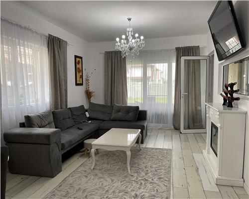 Duplex deosebit, 5 camere, mobilat si utilat, finisaje premium, Dumbravita