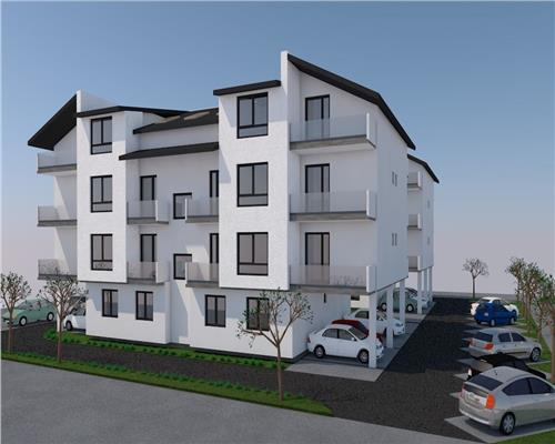 Apartamente cu 1,2,3 camere, in Giroc, langa hotel IQ,