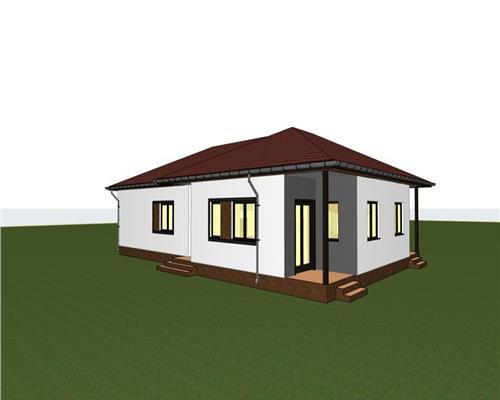 Duplex in Mosnita