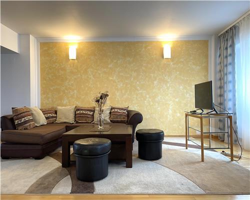 Apartament spatios, la etaj intermediar, Simion Barnutiu