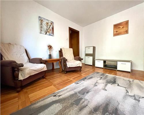 Apartament cu 3 camere, complet mobilat si utilat in zona Lipovei