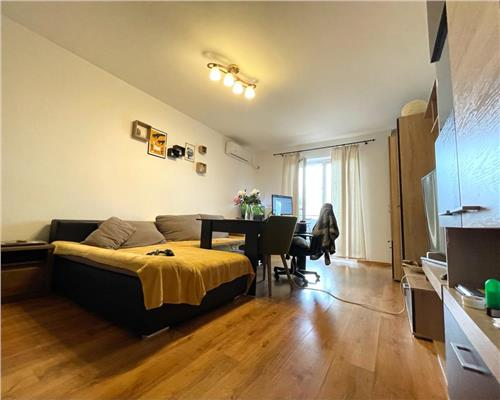 Apartament spatios cu 2 camere in Giroc. Partial mobilat