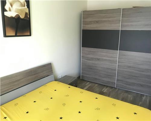 Apartament de 2 camere, bloc nou, complet mobilat si utilat in zona Girocului
