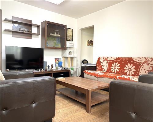 Apartament cu 3 camere, la etaj intermediar, centrala termica, Circumvalatiunii
