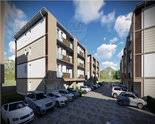 Apartamente de vanzare in Giroc, bloc nou, preturi avantajoase