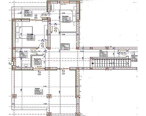 Apartament Nou, 3 Camere+ 2 Terase- in spate la Kaufland- Dumbravita