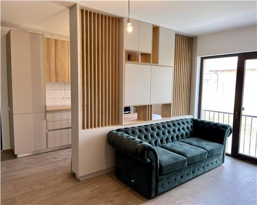 Apartamente cu 2 camere, finisaje premium, mobilat si utilat complet, etaj intermediar, zona foarte buna, intre Giroc si Chisoda
