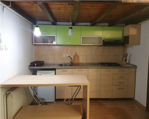 Apartament cu o camera Fabric