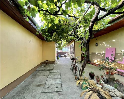 Casa cu 2 camere si dependinte in zona Fratelia