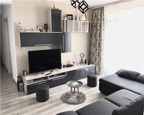 Apartament complet mobilat si utilat, 3 camere, Calea Urseni