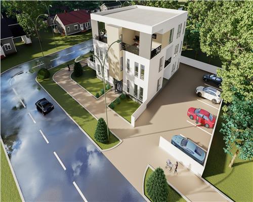 Penthouse deosebit in Giroc zona Hotel IQ
