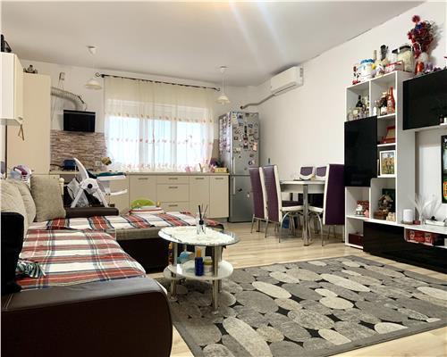 Apartament spatios cu 2 camere situat in Giroc