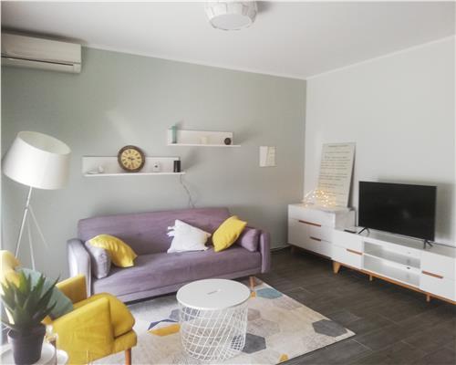 Apartament Impecabil, 2 camere, zona Braytim