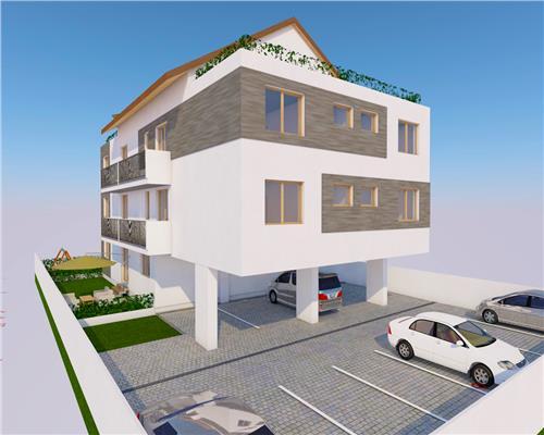 Apartamente cu 2 camere in zona Braytim, CF de Timisoara, zona premium