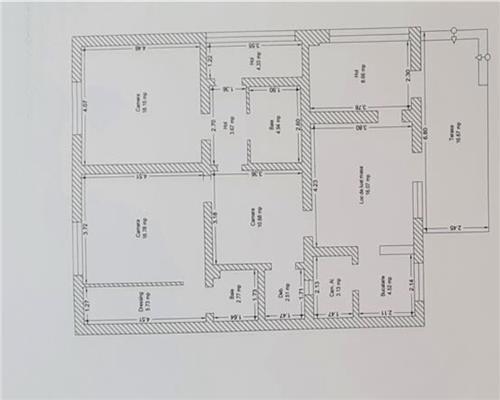 Casa individuală bătrânească in zona Blascovici, ideal pentru investiție.