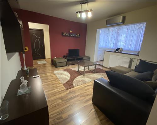 Apartament spatios cu 2 camere, decomandat, Lipovei