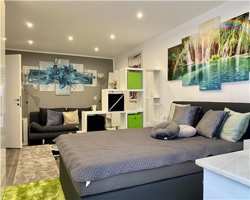 Apartament cu 1 camera 35 mp utili in zona Modern