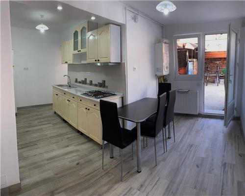 Apartament 3 camere, open space, zona Fabric