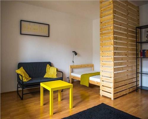 Apartament cu o camera ,Zona Odobescu